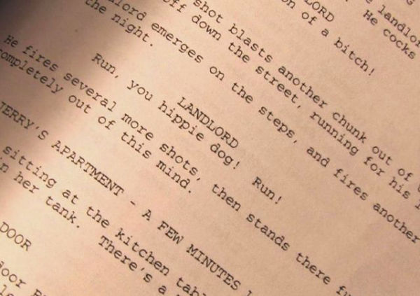 Learn to write a great screenplay